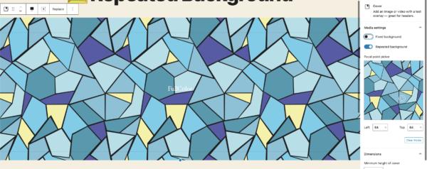 WordPress Pattern